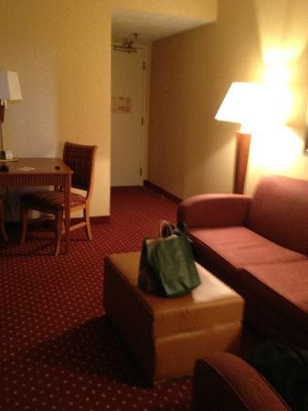 Embassy Suites by Hilton Williamsburg: Sitting room