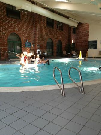 Embassy Suites by Hilton Williamsburg: Pool
