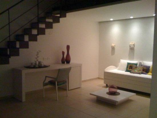 Kalaonda Plemmirio: Deluxe Room