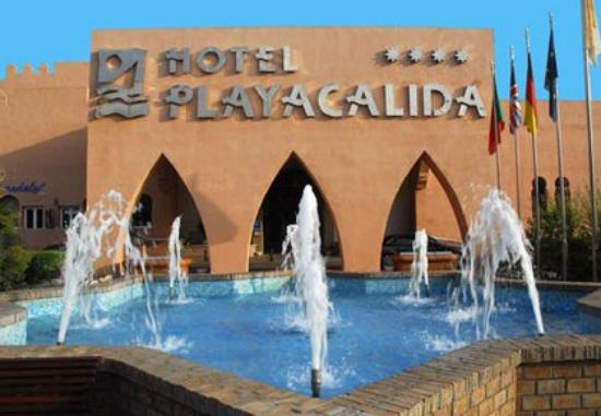 Playacalida Spa Hotel: Hotel