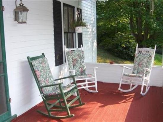 Garvey House Bed & Breakfast: Exterior -OpenTravel Alliance - Exterior View-
