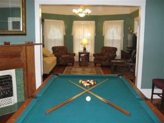 The Apple Inn Bed and Breakfast : Interior