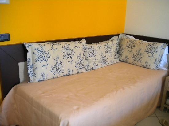 Hotel Avalon Sikanì: La camera!