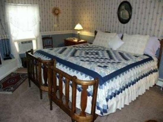 Silas Griffith Inn: Guest Room