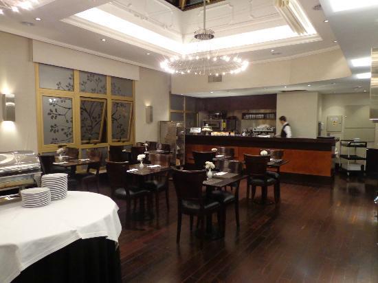 Intersur Recoleta: Salão café