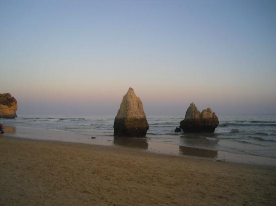 Clube Alvorférias: alvor beach