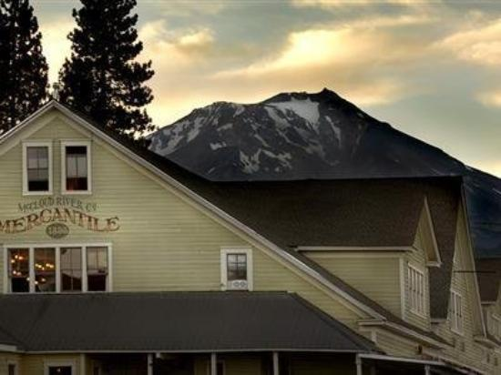 McCloud Mercantile Hotel: Exterior -OpenTravel Alliance - Exterior View-