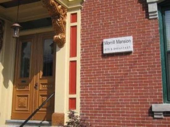 Morrill Mansion Bed & Breakfast: Exterior -OpenTravel Alliance - Exterior View-