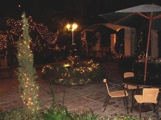 The Cottage Bed and Breakfast: Exterior Patio