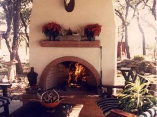 Stony Ridge Ranch : Exterior Patio