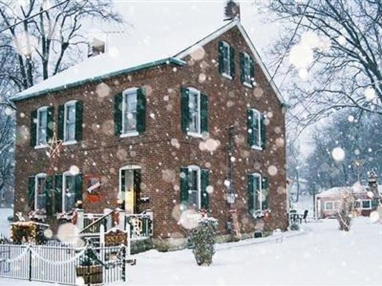 "Brick Inn Bed and Breakfast: ""Snowed Inn"""