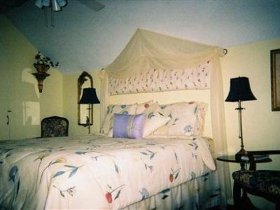 The Country Goose Bed & Breakfast : Guest Room