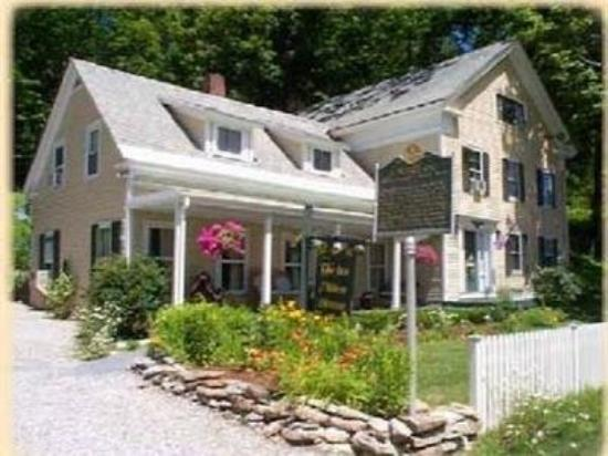 The Ira Allen House Bed and Breakfast: Exterior -OpenTravel Alliance - Exterior View-