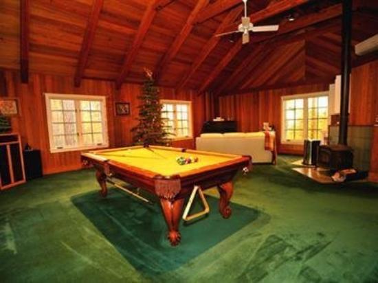 Sierra Sun Cloud Inn: Game Room