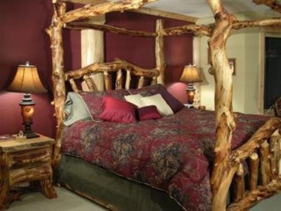 Sandy Salmon Bed & Breakfast: Guest Room -OpenTravel Alliance - Guest Room-