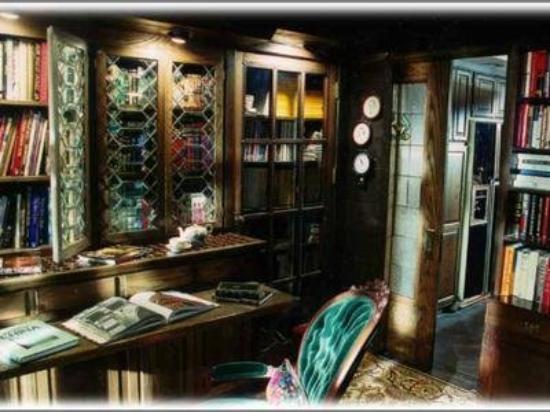 Insel Haus B&B: Interior