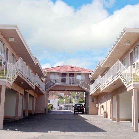 Villa Serena Motel El Cajon : Exterior View