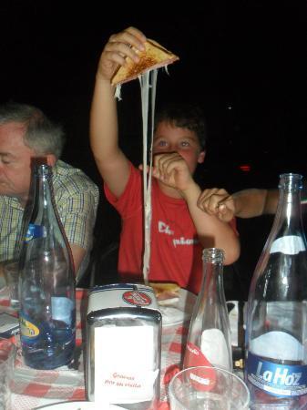 Bodegon Casero : quando si dice mozzarella filante