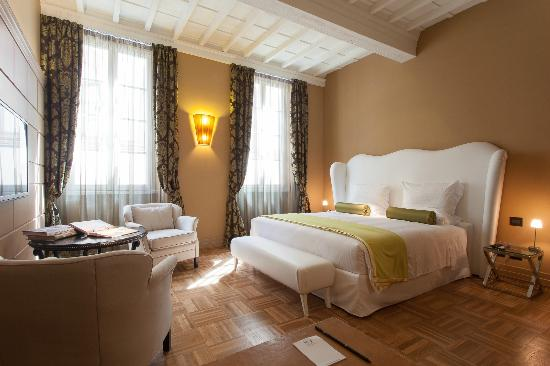 Firenze Number Nine Wellness Hotel: Junior Suite