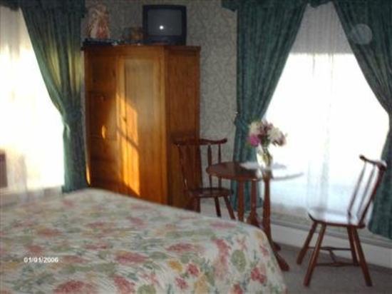 Allegany, État de New York : Guest Room