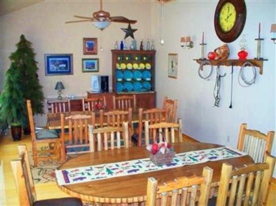 جراند كانيون بد آند بركفاست: Dining Room
