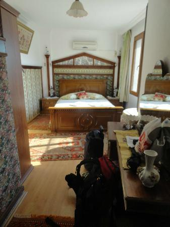 Homeros Pension & Guesthouse : double room