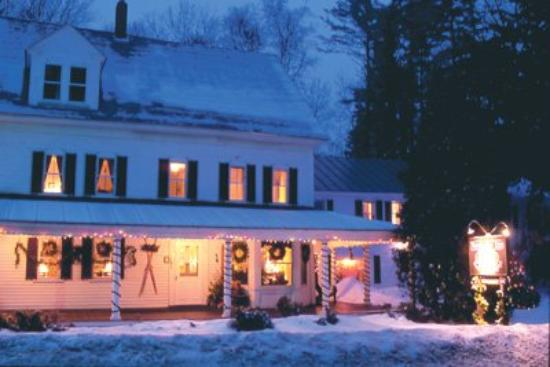 Nereledge Inn : Exterior