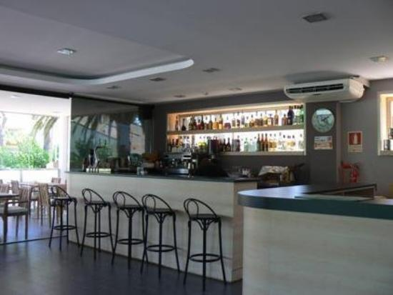 Hotel Pitort: Bar