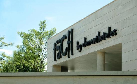 Hotel Tach Madrid Airport: Exterior