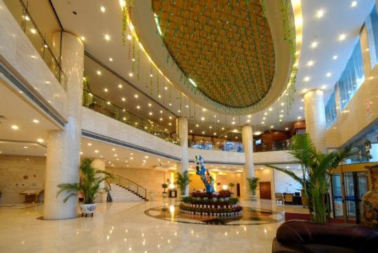 Skyer Gold Coast Hotel: Lobby View
