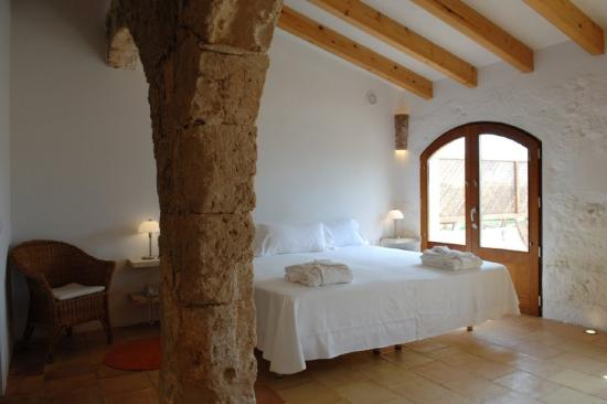Alcaufar Vell: Guest Room