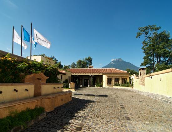 Camino Real Antigua : Motor Lobby