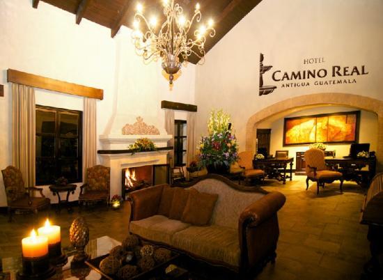 Camino Real Antigua : Lobby