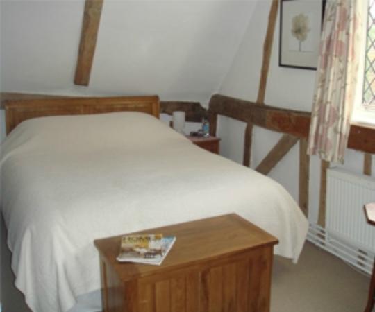 Pattles Farm: Double Bedroom