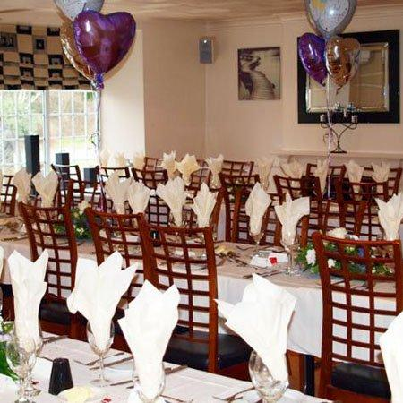 Yeovil Court Hotel Banquet Room