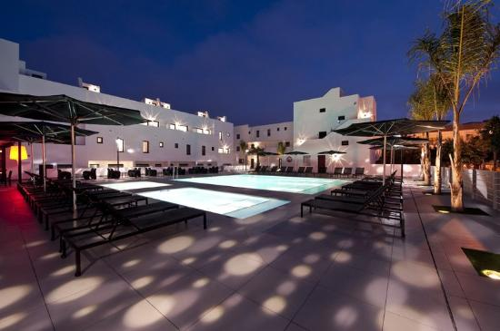 Migjorn Ibiza Suites & Spa: Exterior and Pool