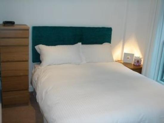 Clarendon Serviced Apartments - Steward Street : STEWARDSTREETBedroom