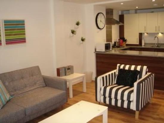 Clarendon Serviced Apartments - Steward Street: STEWARDSTREETLounge