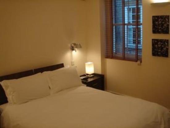 Clarendon Serviced Apartments Vine Street : VINESTBedroom