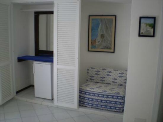 B&B Isola di Ponza: camera