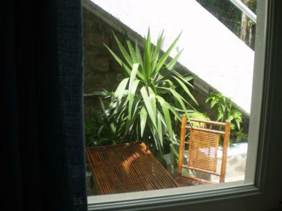 B&B Isola di Ponza: ingresso camera