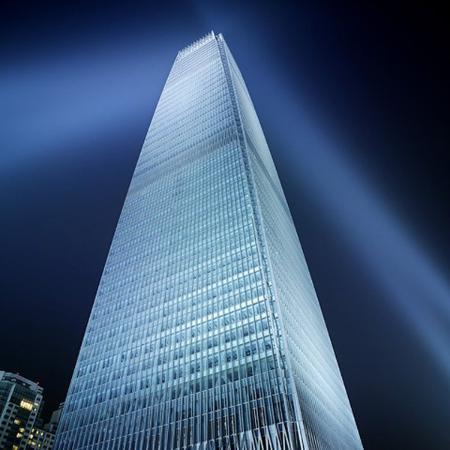 Shangri-La China World Summit Wing Beijing: Hotel Exterior
