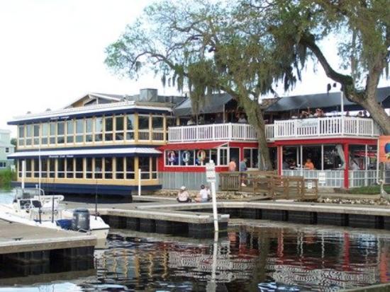 Homosassa Riverside Resort: Exterior