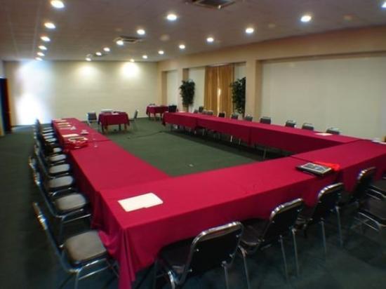 Oaxaca Dorado: Business Center