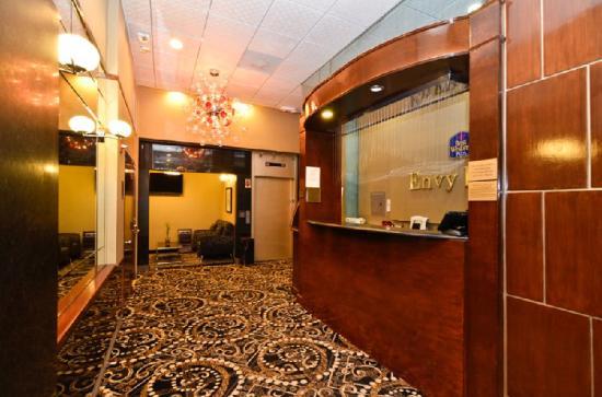 Envy Hotel: Lobby