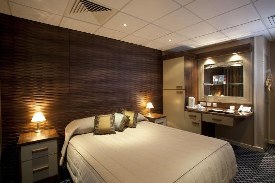 West Ham United Hotel: Double Room