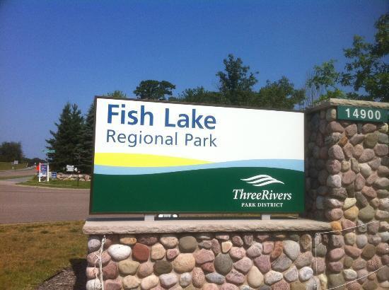Fish Lake Regional Park Dog Park