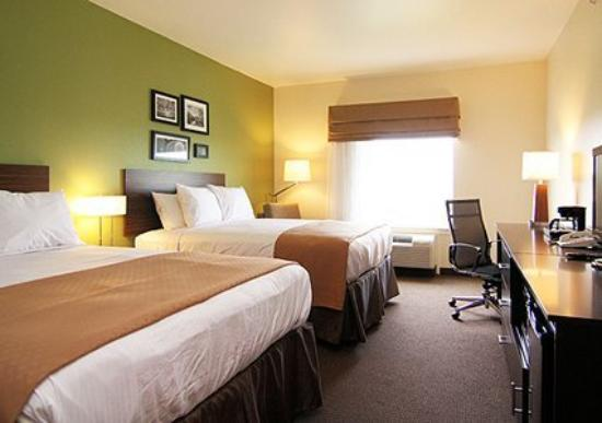 Sleep Inn & Suites Round Rock: Interior