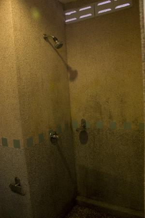"""Andaman Legacy Guest House: Shower """"box"""""""