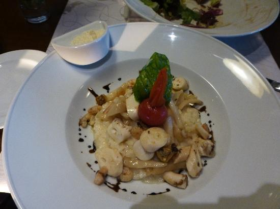 DoubleTree by Hilton Istanbul - Old Town: Dinner risotto